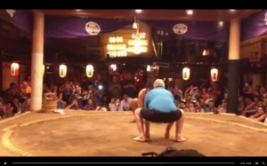 Sumo Shenanigans from the IST